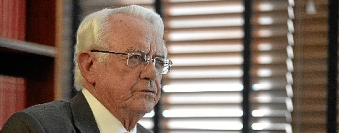 """Ex-presidente do STF. Carlos Velloso """"Há uma campanha para desacreditar a Lava-Jato"""""""