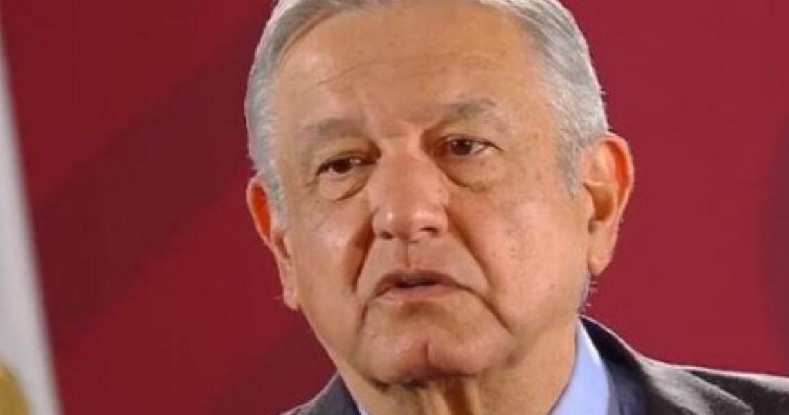 Presidente mexicano pede pela primeira vez para as pessoas ficarem em casa