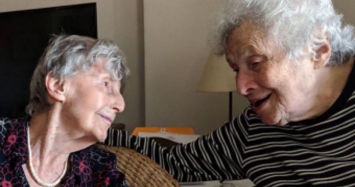 Elas sobreviveram à gripe espanhola, à Grande Depressão e ao Holocausto