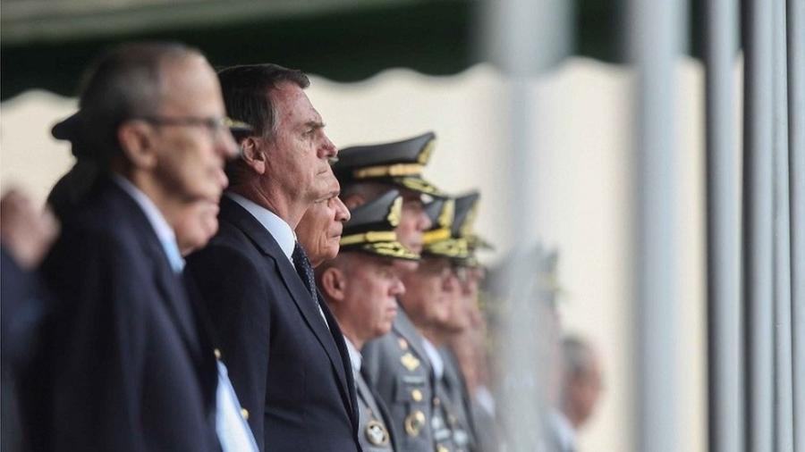 Estudo do Exército contraria Bolsonaro e apoia isolamento horizontal