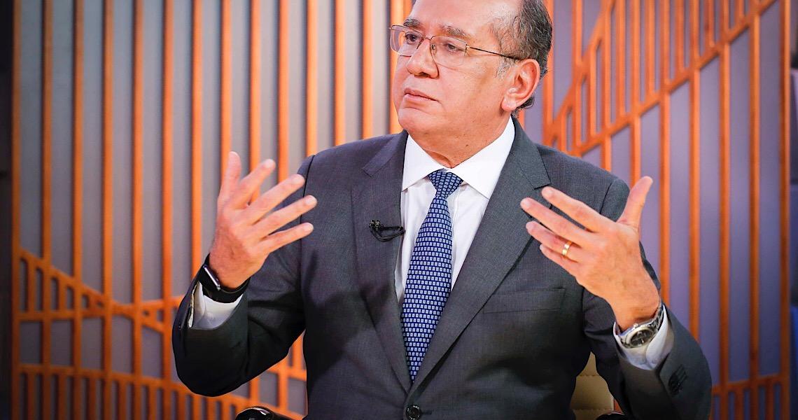 Gilmar Mendes aponta retrocesso na administração do país e diz que há 'vácuo no poder'