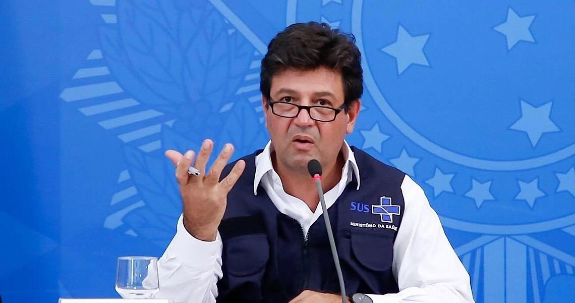 É falso que Mandetta renovou contratos de publicidade do governo Dilma sem aval do Planalto