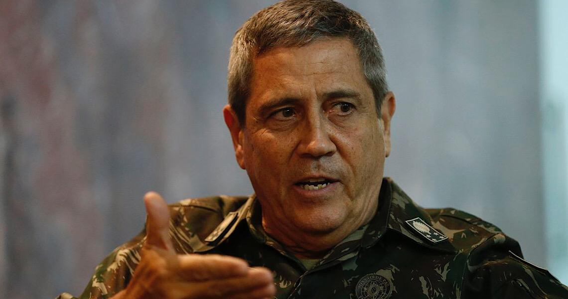 Ministro Braga Netto: Guerra contra os fanáticos