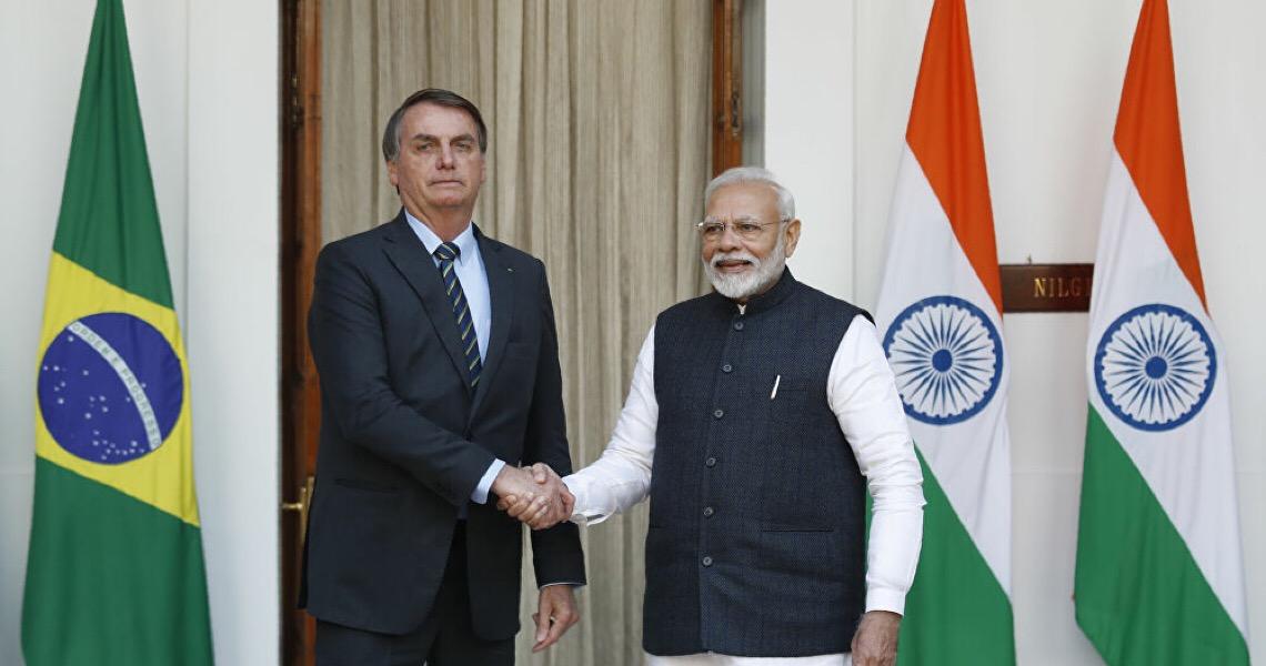 Bolsonaro cita figura mitológica em agradecimento à Índia por medicamento contra Covid-19