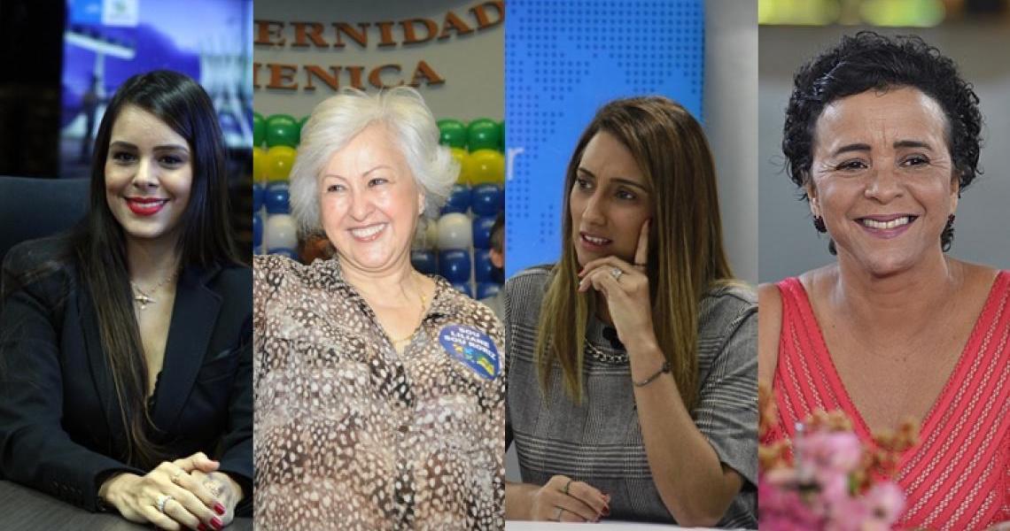 Primeiras-damas se destacam nas gestões de governadores do DF