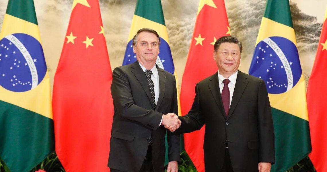 Porta-voz da Embaixada da China chama de 'irresponsáveis' ataques de bolsonaristas