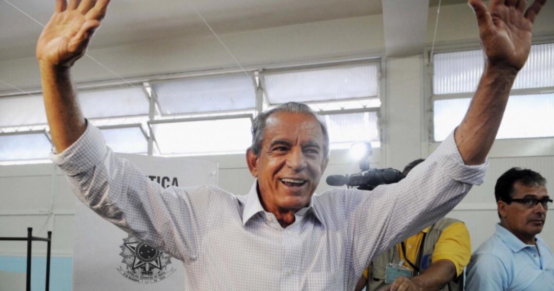 Ministro do STJ condena Iris Rezende por contrato de R$ 160 mil sem licitação