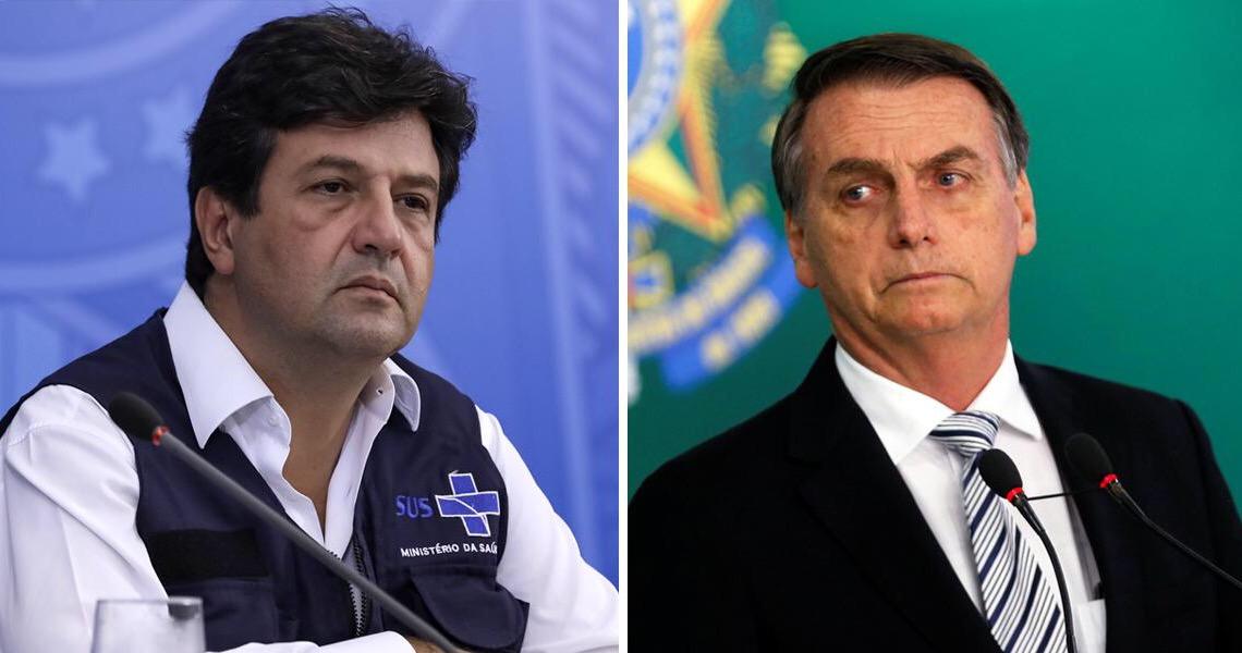 Mandetta critica passeios de Bolsonaro: