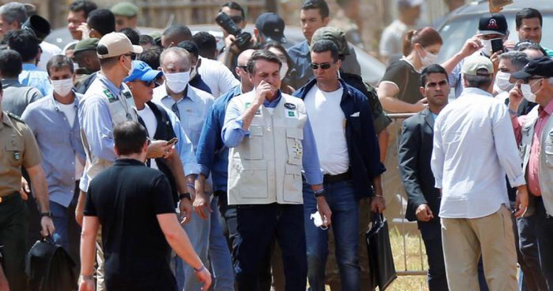 Governador RJ: Conduta na pandemia pode derrubar Bolsonaro