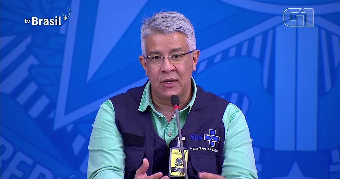 'DF é exemplo de boa estratégia', diz secretário do Ministério da Saúde sobre isolamento social
