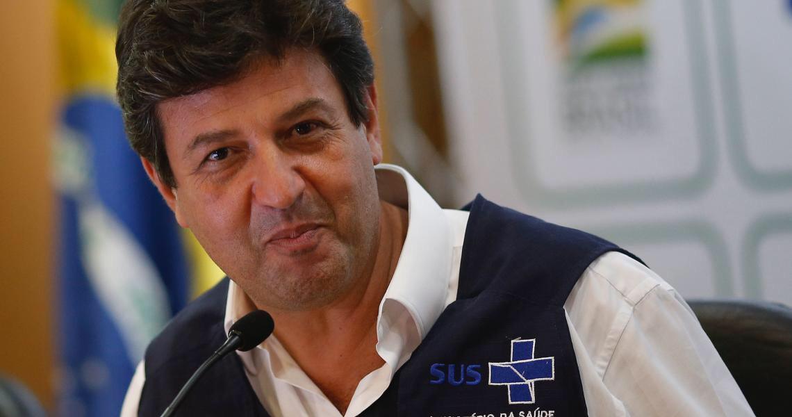 Vice-líder do governo diz que Mandetta 'é um câncer'