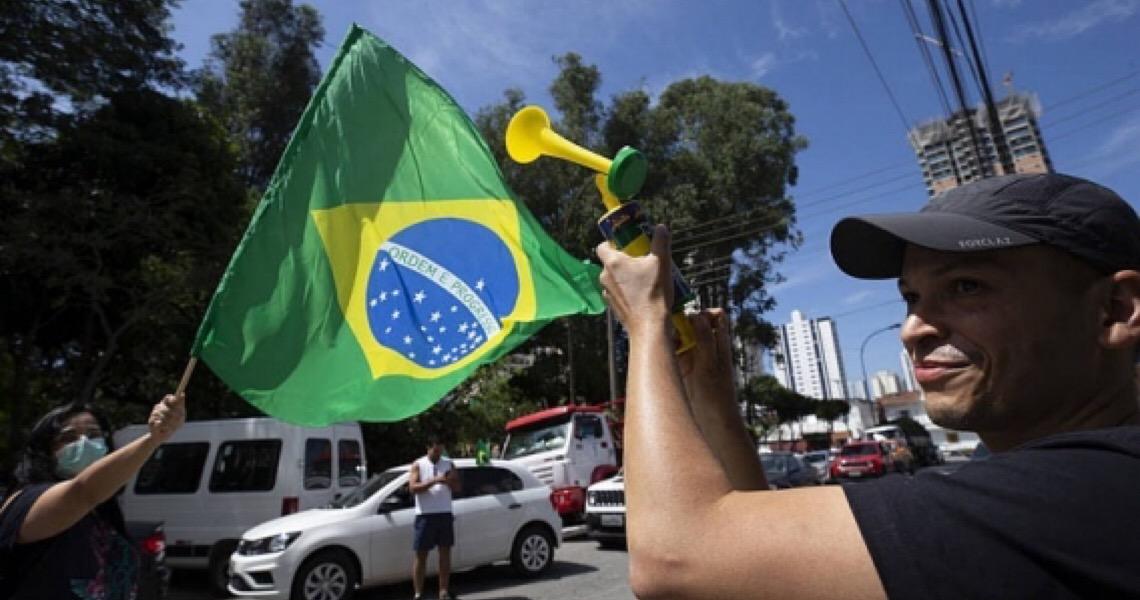 O Brasil é o único país no mundo em que há carreatas contra o isolamento e pró-pandemia