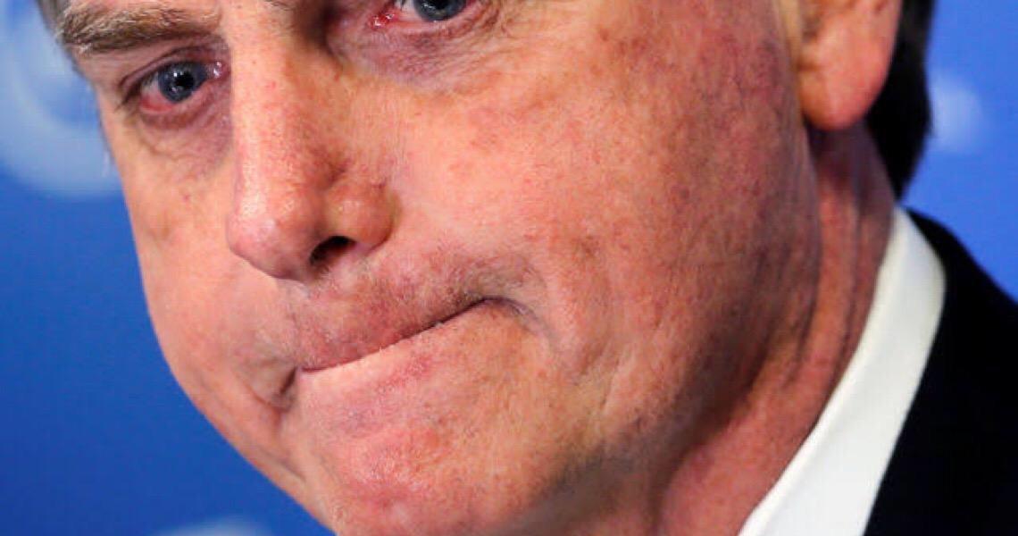 Bolsonaro é o pior no combate ao coronavírus, diz Washington Post em editorial