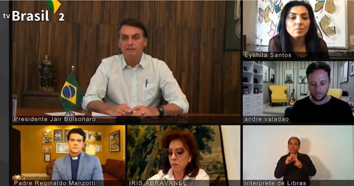 """ABI critica Bolsonaro e diz que TV Brasil não deve ser porta-voz de suas """"políticas irresponsáveis"""""""