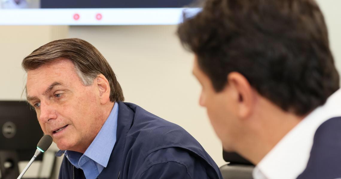 Jair Bolsonaro quer ser ouvido