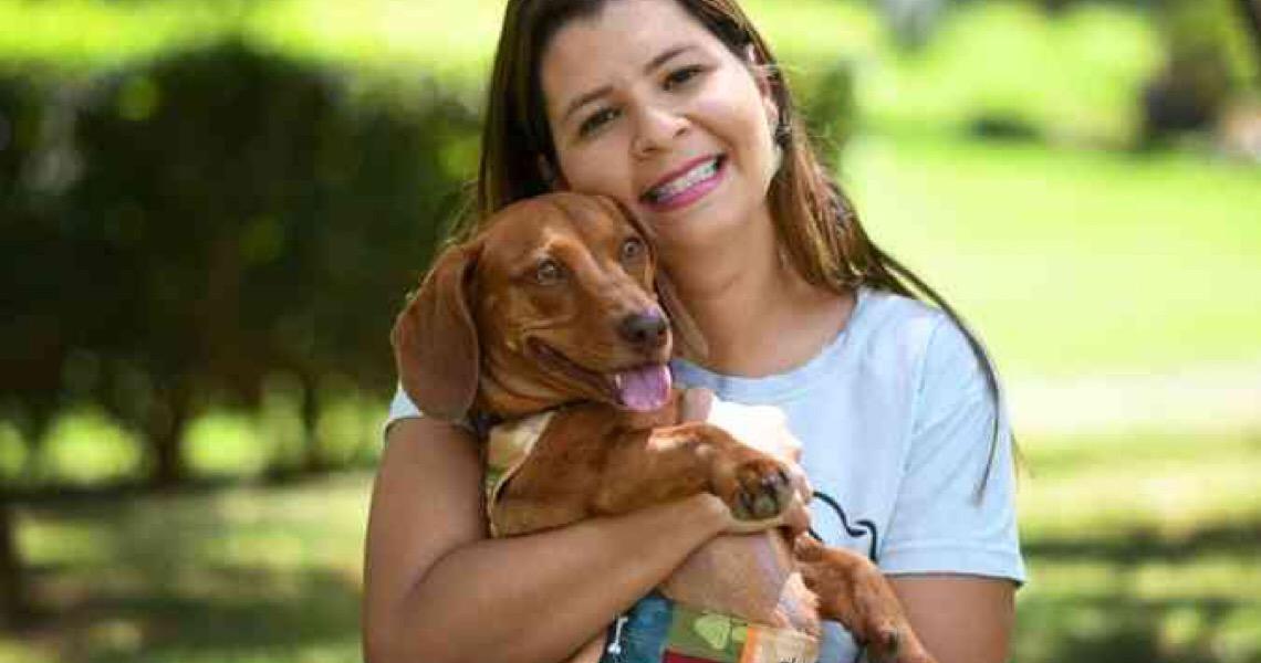 Pets são importantes companheiros nos dias de solidão da quarentena