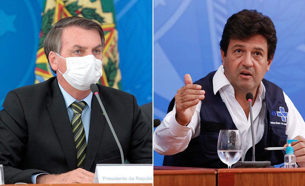Imprensa internacional repercute demissão de Mandetta e destaca conflitos com Bolsonaro