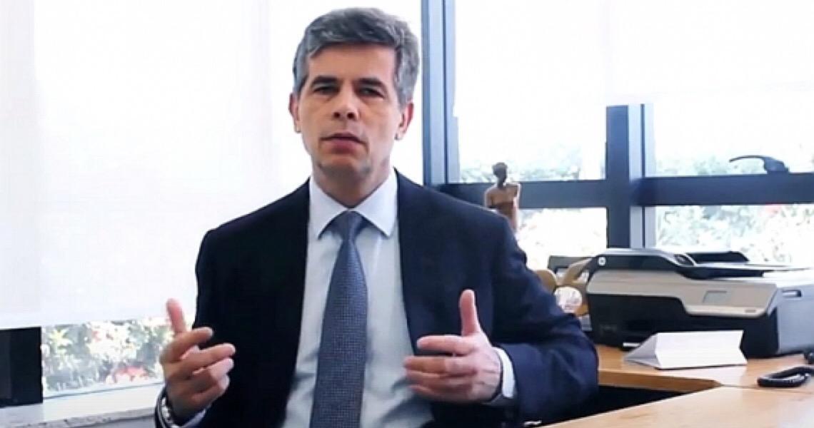 Sem detalhar planos, novo ministro da Saúde diz que foco 'são as pessoas'