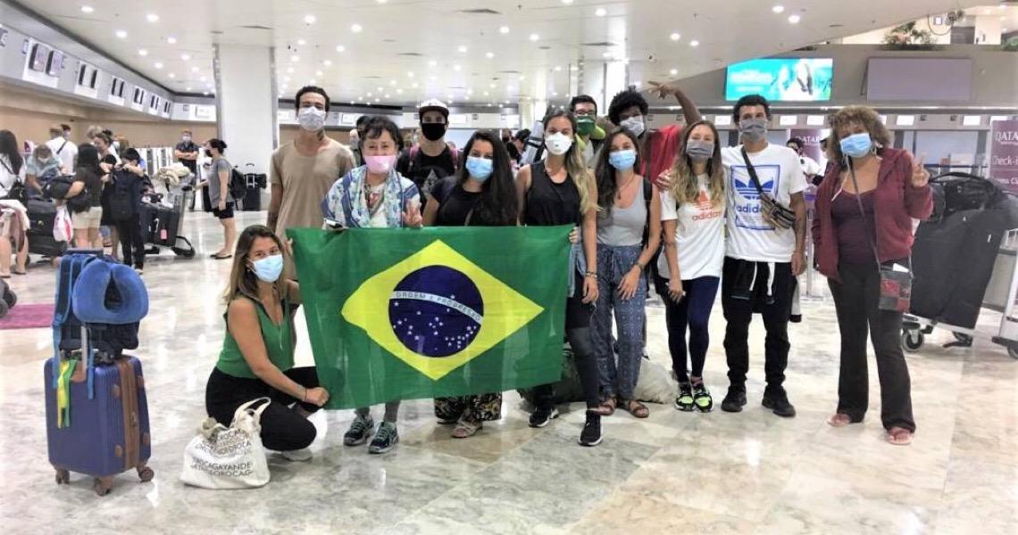 Cerca de 5 mil brasileiros permanecem retidos em 80 países e aguardam repatriação