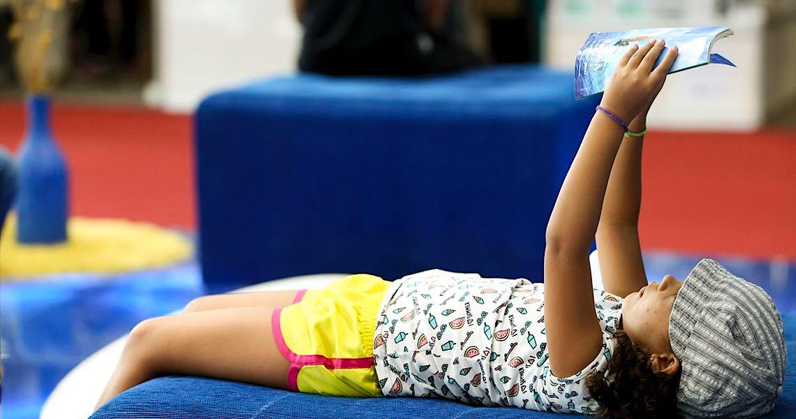 Confinamento pode estimular leitura, afirmam especialistas