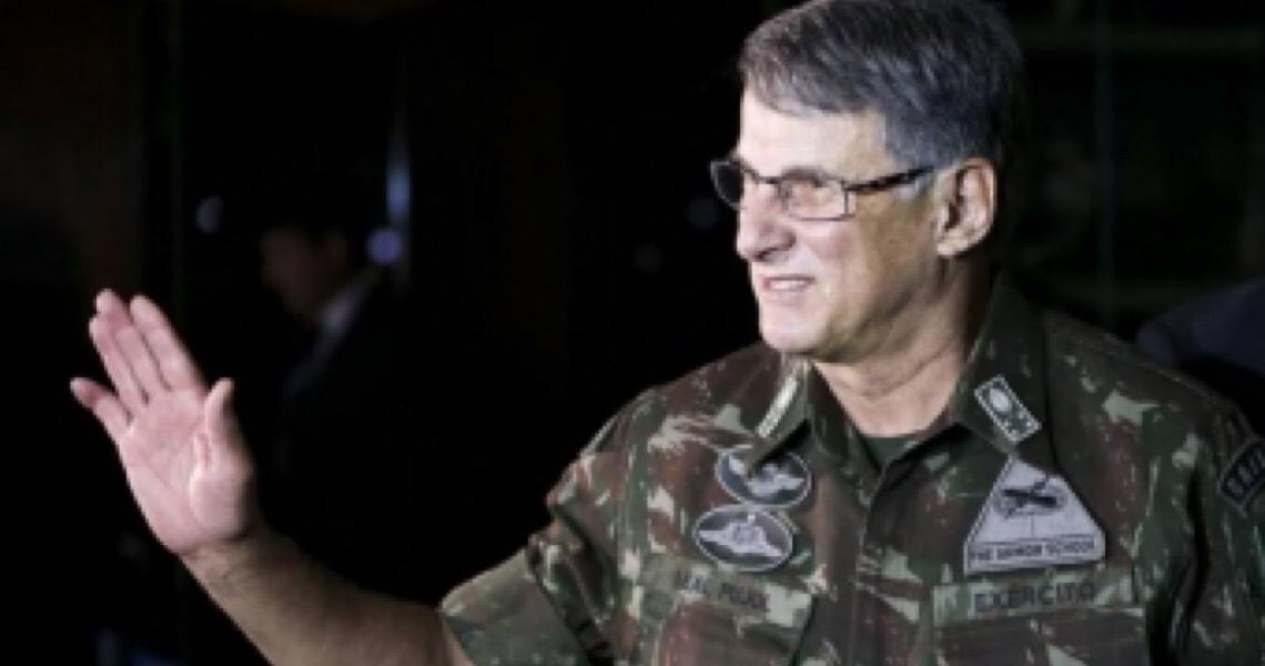 Comandante do Exército diz que pandemia é uma das maiores crises dos últimos anos