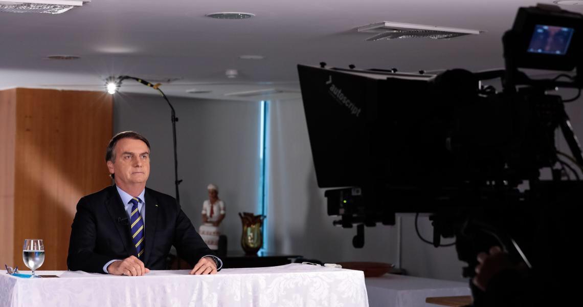 Bolsonaro: 'No que depender de mim, vamos começar a flexibilizar'