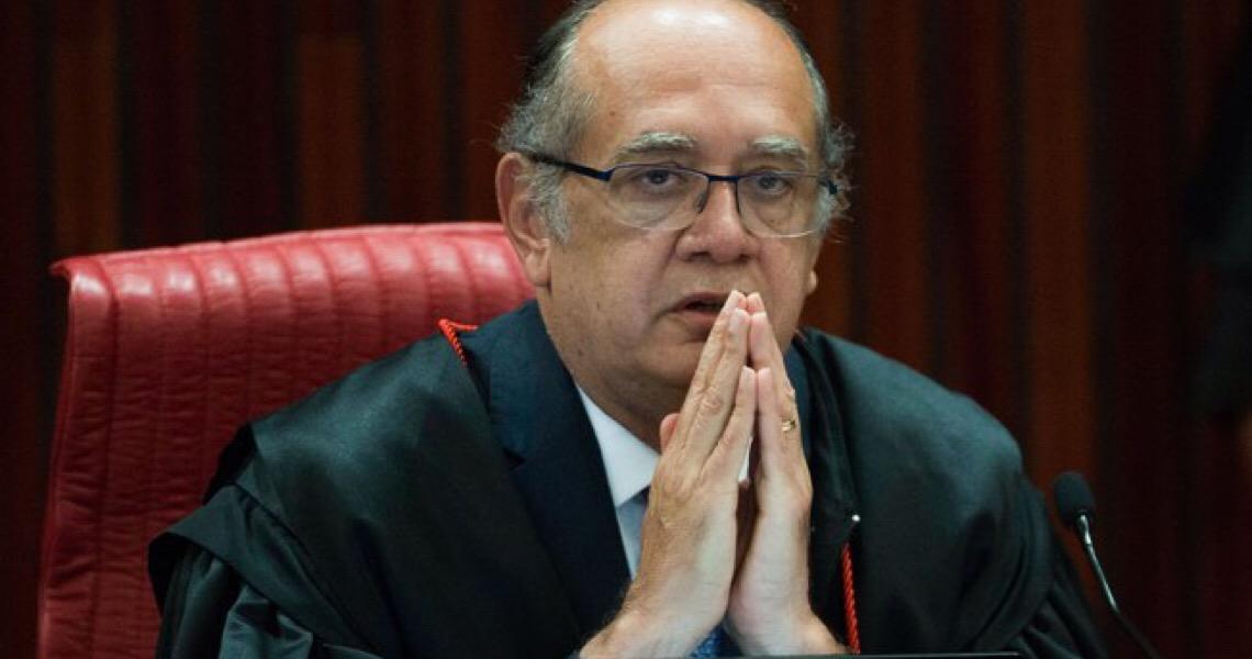 Gilmar defende quebra de sigilo de pessoas que promoveram ato contra democracia