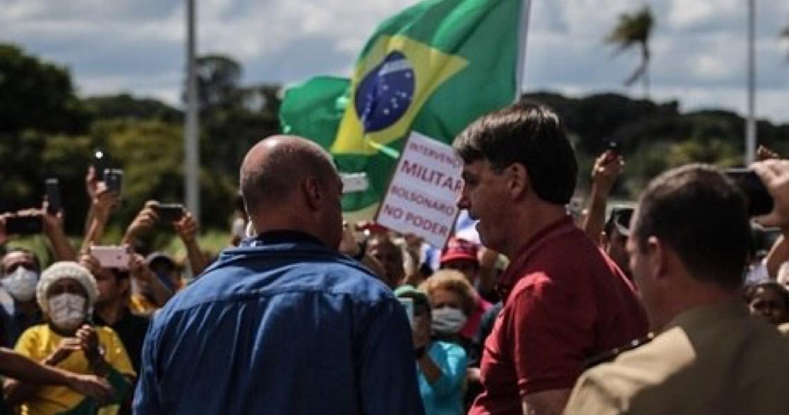 """Em resposta à ida de Bolsonaro a protesto, Lava Jato em Curitiba cobra """"compromisso com a democracia"""""""