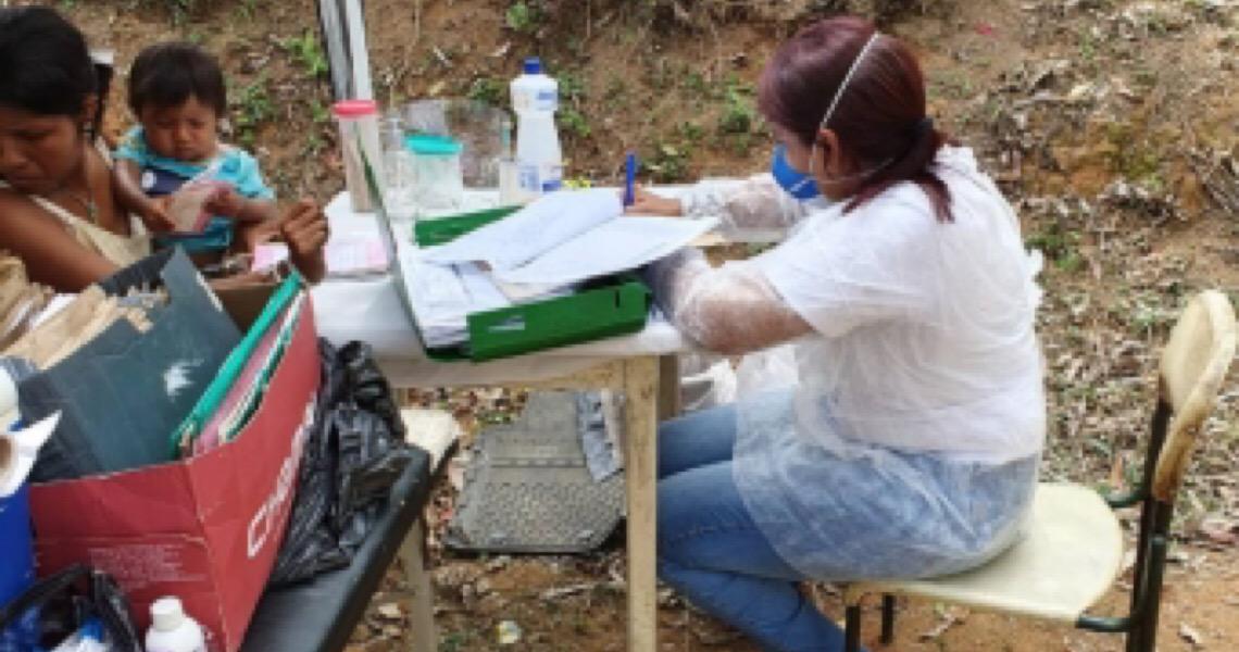 De pajelança em hospital ao combate do novo coronavírus, o dia a dia de uma médica indígena