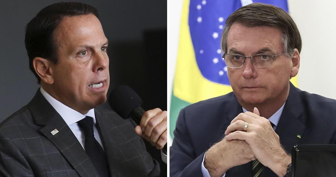 João Doria faz autocrítica por voto em Bolsonaro: não imaginava que seria tão irresponsável