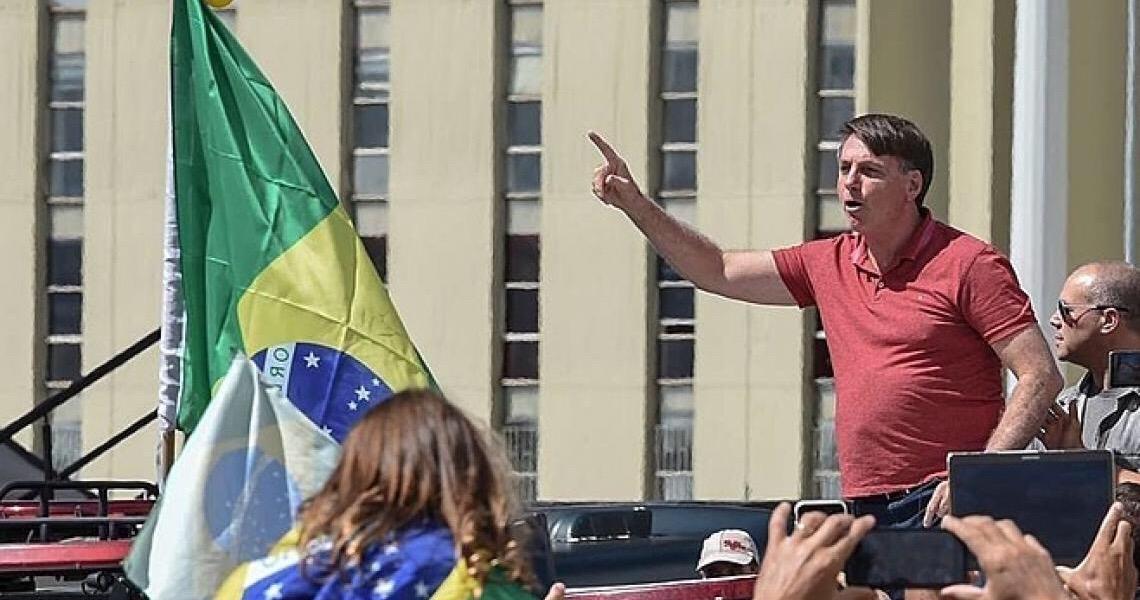 O MPF não vai parar Bolsonaro.