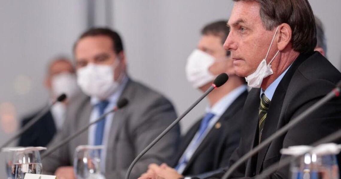 Quando o presidente Jair Bolsonaro acerta, a mídia não dá o menor destaque
