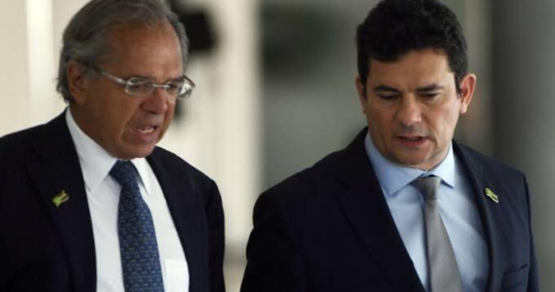 Bolsonaro acredita que não precisa mais de Moro e de Guedes