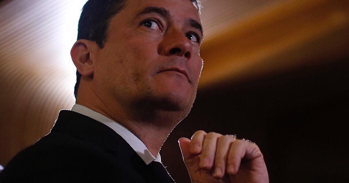 Ex-ministro da Justiça Sergio Moro precisa de proteção