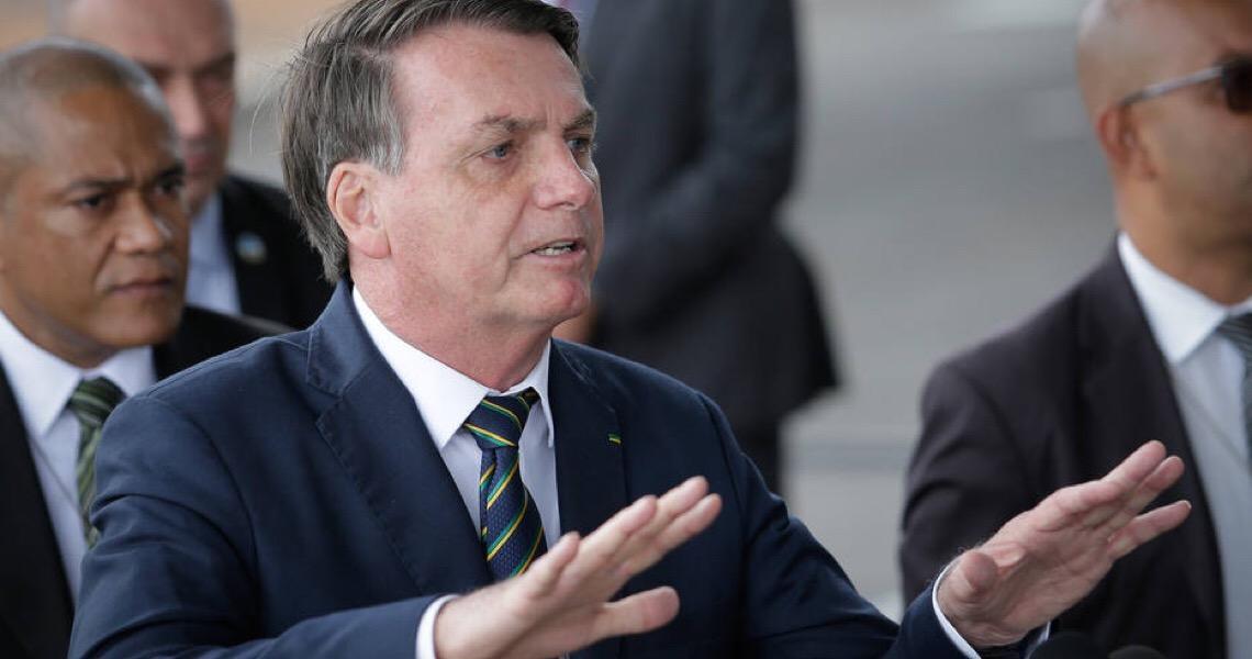 Jair Bolsonaro citou a Moro investigação contra aliados para pedir troca de Valeixo
