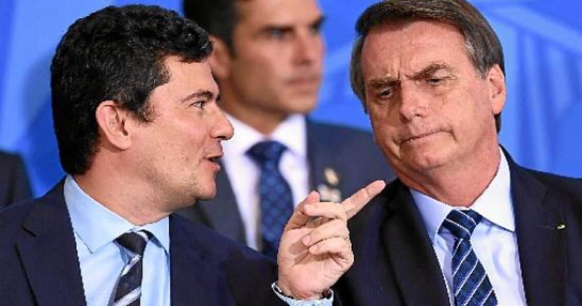 Jair Bolsonaro subestimou Sergio Moro