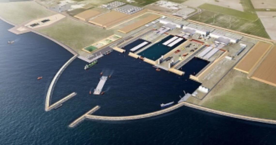 Dinamarca começará a construir em 2021 o maior túnel submerso do mundo