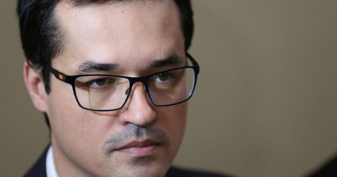 """Deltan Dallagnol disse que """"os atos narrados por Sergio Moro são intoleráveis"""""""