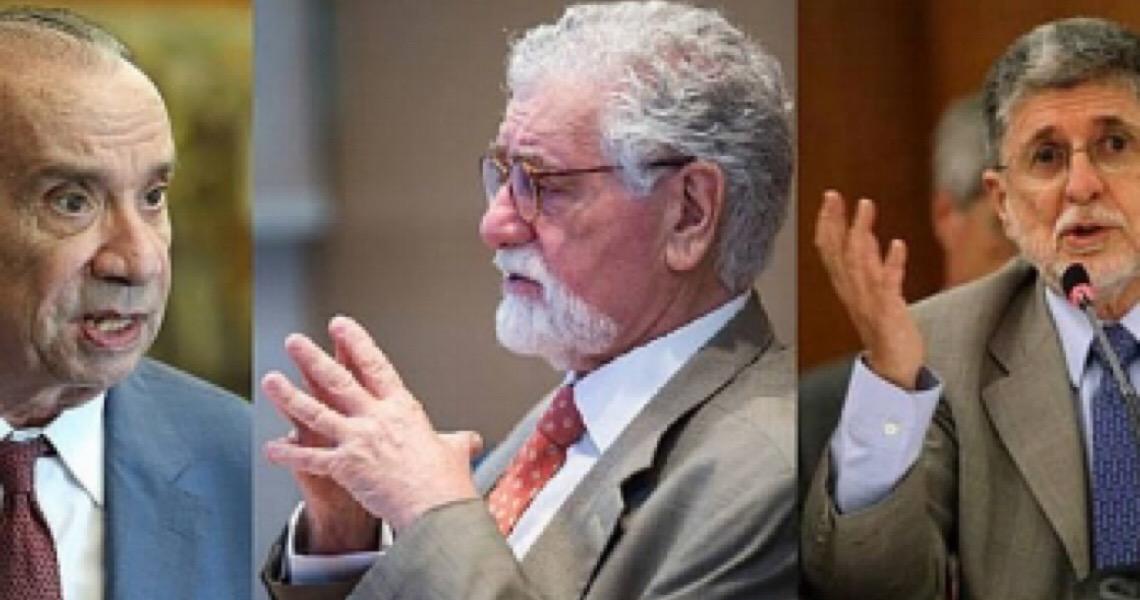 Ex-chanceleres debatem a política externa de Bolsonaro na Brazil Conference