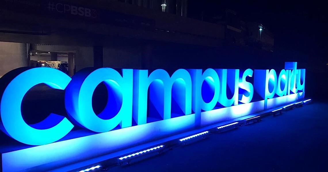Campus Party 2020 adia eventos presenciais no Brasil e anuncia edição digital em Brasília