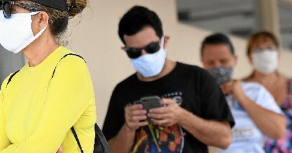 Governo do DF adia flexibilização e multa para máscaras