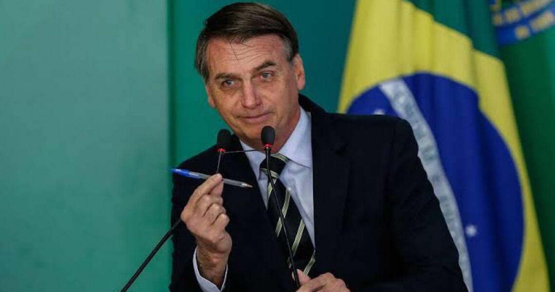 Bolsonaro diz que OMS incentiva masturbação e homossexualidade de crianças