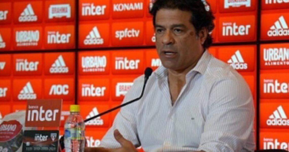Raí pede a renúncia de Bolsonaro e diz que São Paulo é contra a volta imediata do futebol