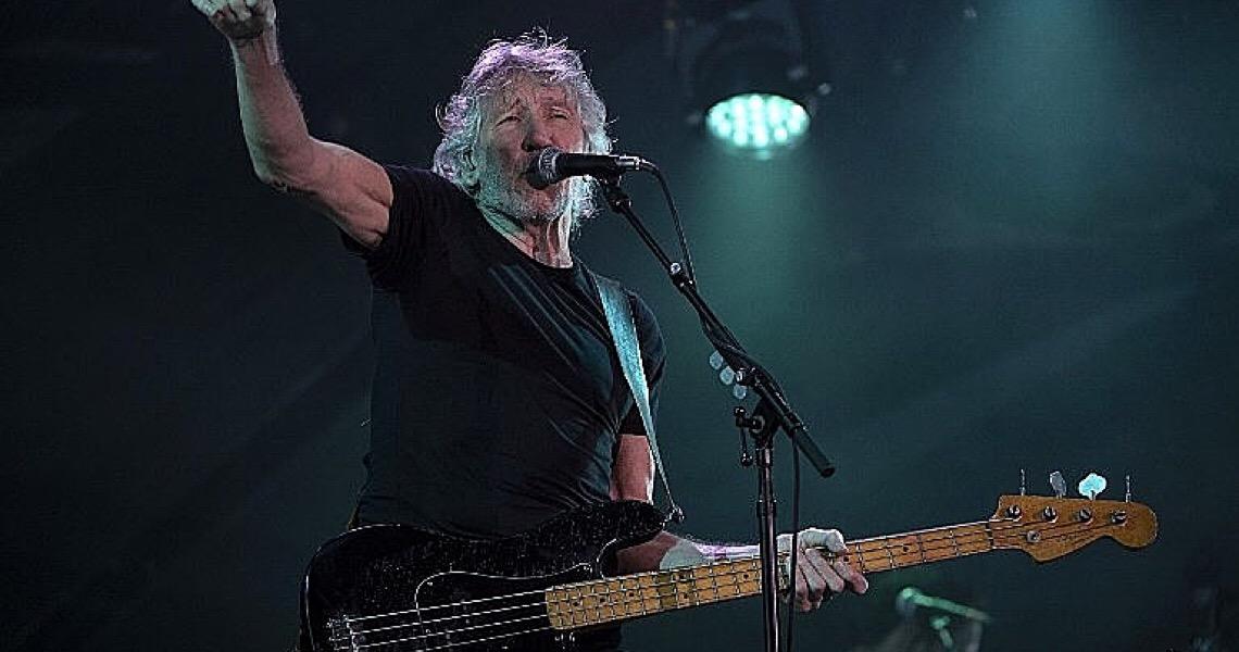 """Roger Waters: """"Só salvaremos esse planeta frágil se cooperarmos uns com os outros"""""""