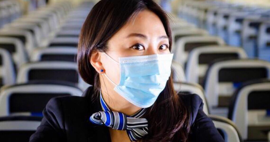 O (des)prazer de voar depois da pandemia