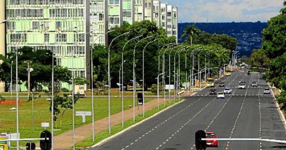 Distrito Federal lidera taxa de isolamento