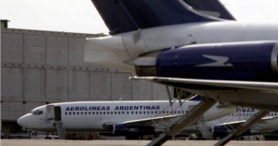Sob impacto da pandemia, companhias aéreas argentinas anunciam fusão
