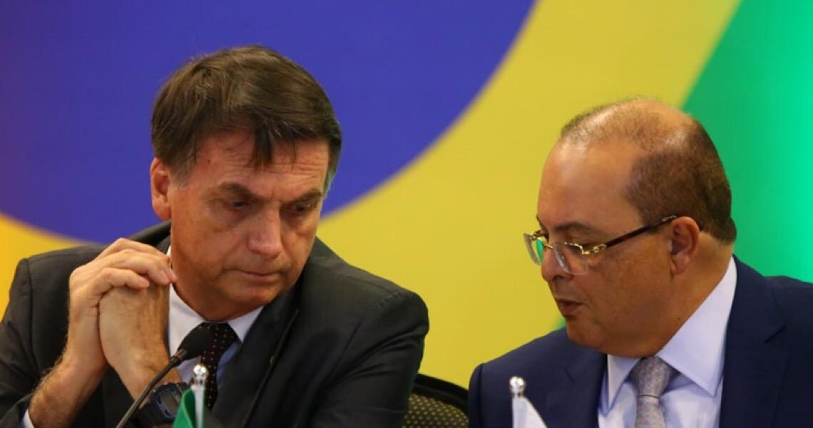 Covid-19: Ibaneis e Bolsonaro se reúnem para tratar de estratégias sobre reabertura das atividades no DF e estados