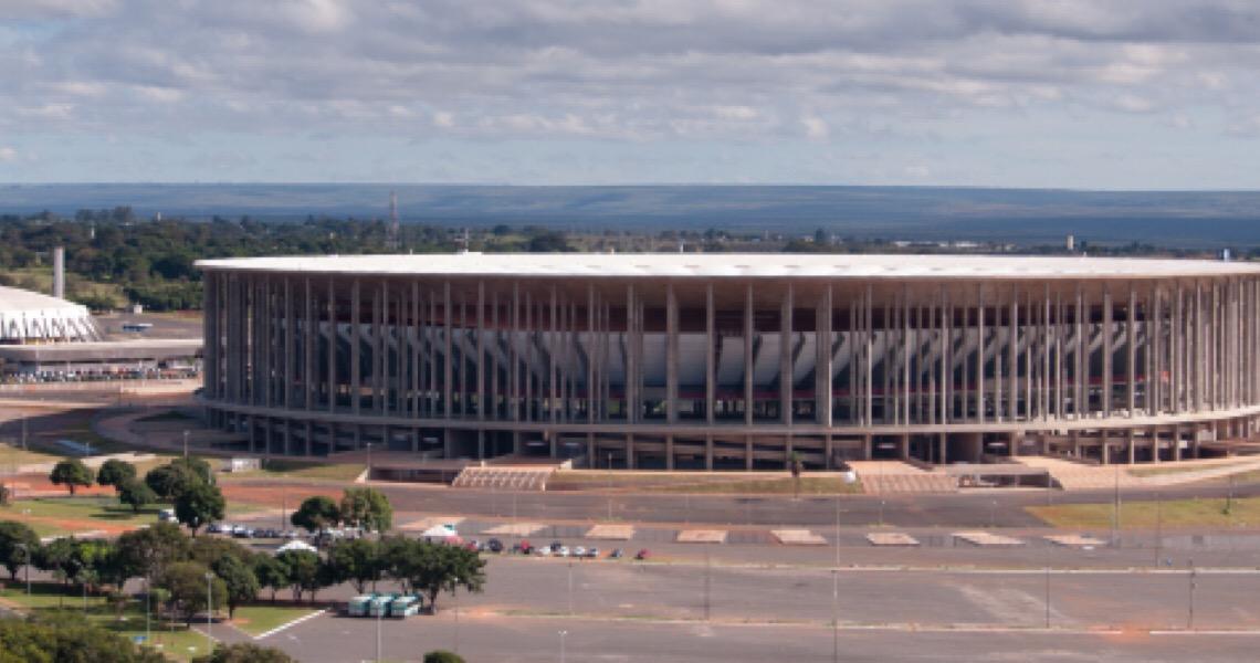 Eventos devem permanecer suspensos nas arenas do Distrito Federal