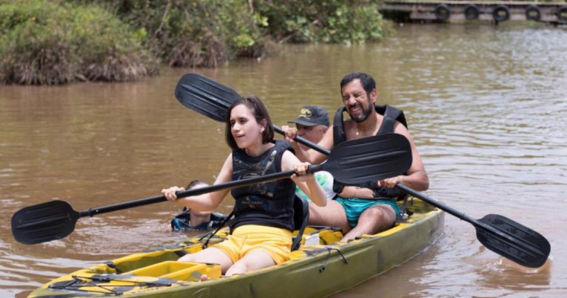 Parque do Lago Norte será 100% acessível para pessoas com deficiência